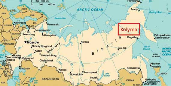 Arctic Circle Russia Map.Alaska Arctic Circle Map